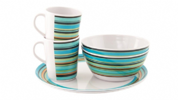 Easy Camp Java Melamine Set 2 Persons